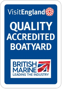 Quality Accredited Boatyard